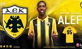 Ανακοίνωσε Άλεφ με προοπτική πενταετίας η ΑΕΚ!
