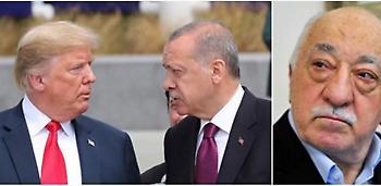 «Οχι» Τραμπ στον Ερντογάν για ανταλλαγή του Γκιουλέν με πάστορα των ΗΠΑ