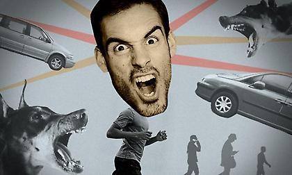 Ο θυμός του δρομέα: Τι τον προκαλεί και πώς ελέγχεται