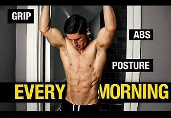 Αυτά τα τρία πράγματα πρέπει να κάνεις το πρωί για να «ξυπνάς» το σώμα σου