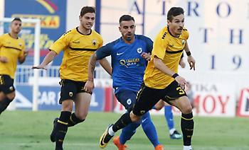 LIVE: Ατρόμητος-ΑΕΚ 0-0