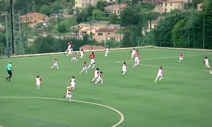 Πέντε παίκτες της Μονακό έπαιξαν με αντιπάλους… 55 παιδιά! (video)