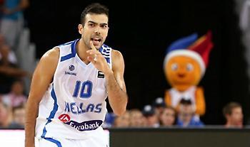 Σλούκας: «Θα είμαι παρών με την Εθνική τον Σεπτέμβριο»
