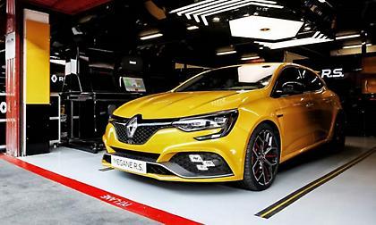 Εντυπωσιάζει το νέο Renault Megane RS Trophy