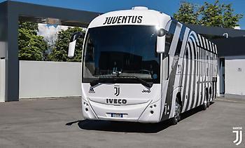 Άλλο επίπεδο το νέο λεωφορείο της Γιουβέντους (pics)