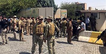 Ιράκ: Ένοπλοι εισέβαλαν στο κυβερνείο του Ερμπίλ
