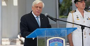 Παυλόπουλος: Παράνομη και αυθαίρετη η κράτηση των δύο στρατιωτικών