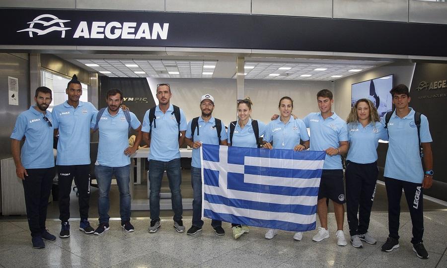 Στο Παγκόσμιο με φόντο Ολυμπιακούς οι Έλληνες ιστιοπλόοι