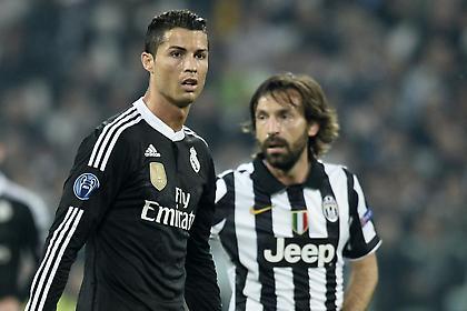 Πίρλο: «Πιο κοντά στο Champions League η Γιουβέντους με Κριστιάνο»