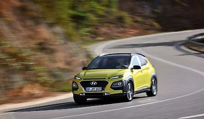 Νέο Hyundai Kona με 1.6 diesel κινητήρα