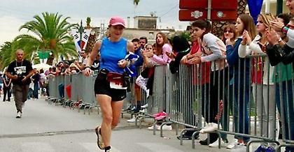 Η Ελληνίδα που έτρεξε 217 χιλιόμετρα σε 44 ώρες