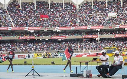 Στο Ναϊρόμπι το Παγκόσμιο Πρωτάθλημα Εφήβων-Νεανίδων το 2020