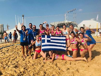 Στους «8» του κόσμου η Ελλάδα!