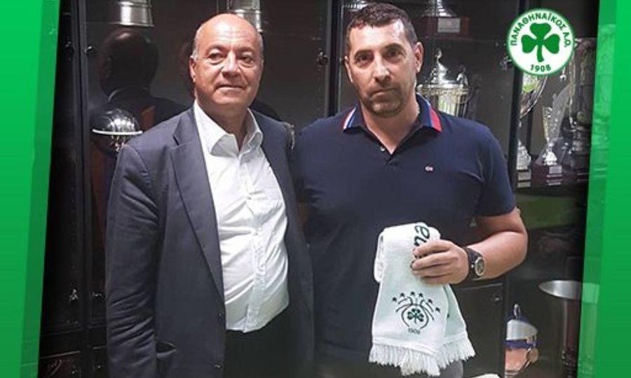 Παναθηναϊκός: Νέος προπονητής στο πόλο ο Λαζαρίδης