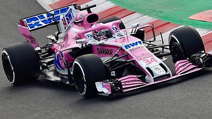 Υπό καθεστώς διαχείρισης τέθηκε η Force India