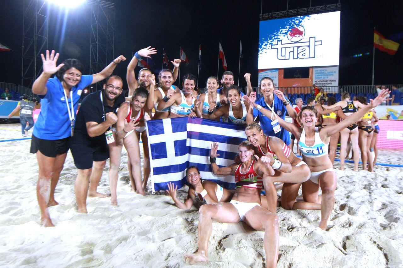 Στον τελικό του Παγκοσμίου η Ελλάδα!