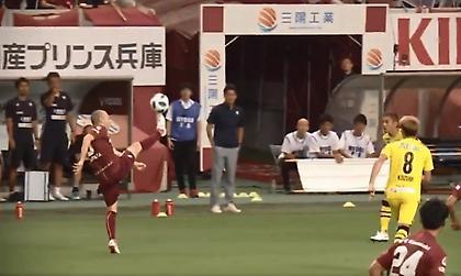 Μαγικό κοντρόλ Ινιέστα στην Ιαπωνία (video)