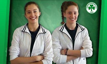 Διπλή μεταγραφή στο βόλεϊ γυναικών από Παναθηναϊκό