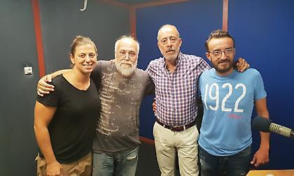 Γιώργος Μορφέσης και Αγγελική Γερολύμου στον ΣΠΟΡ FM!