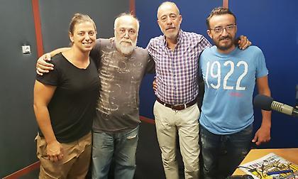 Μορφέσης και Γερόλυμου στον ΣΠΟΡ FM 94,6! (video)