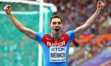 Χάνει το Ευρωπαϊκό στίβου ο Μένκοφ