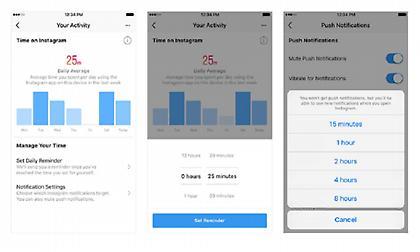 Facebook και Instagram… μετρούν το χρόνο που περνάς σε αυτά! (pic)