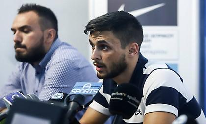 Κιβρακίδης: «Ευλογία να είμαι στον Ατρόμητο, πρέπει οι παίκτες να καταλάβουν πού έχουν έρθει»