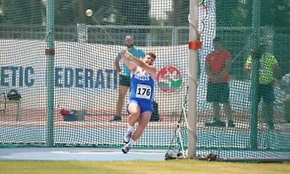 Η αποστολή στίβου για τους Ολυμπιακούς Αγώνες Νέων