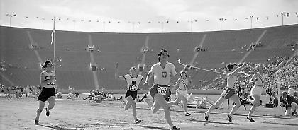 Το χρυσό ολυμπιακό μετάλλιο της Στανισλάβα Βαλασίεβιτς