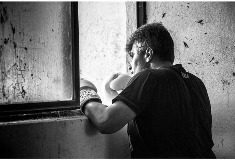 Γιώργος Στεφανόπουλος στο sport-fm.gr : «Ένας αγώνας πυγμαχίας είναι η ζωή σε σμίκρυνση»