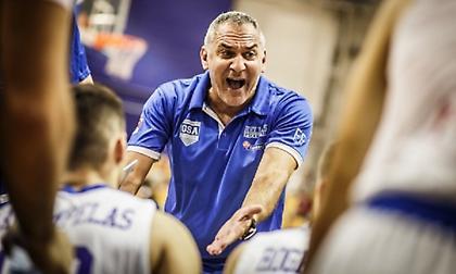 Βλασσόπουλος: «Να κλείσουμε με νίκη το τουρνουά»