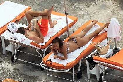 Οι αποκαλυπτικές διακοπές της Ιρίνα Σάικ (pics)
