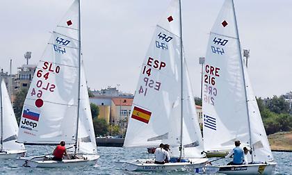 Η μάχη των Ελλήνων ιστιοπλόων στο Παγκόσμιο Πρωτάθλημα της Δανίας