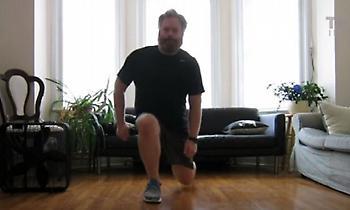 Δείτε το αποτέλεσμα επτά λεπτών άσκησης κάθε πρωί για ένα μήνα