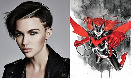 Ruby Rose: Γίνεται η νέα Batwoman για λογαριασμό της CW (vid)