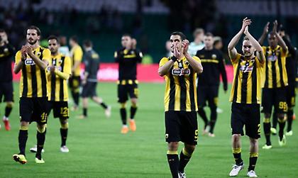 Αήττητη σε 11 ευρωπαϊκά ματς η ΑΕΚ!
