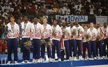 Ο θρύλος της «Dream Team» στους Ολυμπιακούς Αγώνες της Βαρκελώνης