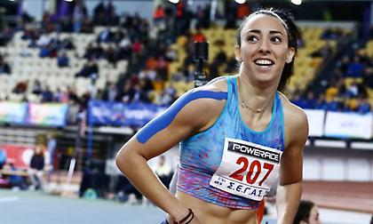 Στον τελικό των 400 μέτρων στο Βερολίνο η Μπελιμπασάκη