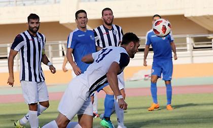 «Διπρόσωπος» ο ΟΦΗ, νίκησε τον Απόλλωνα Σμύρνης με 2-1