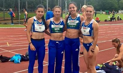Αποκλεισμός για τη γυναικεία ομάδα 4Χ100 στο Βερολίνο