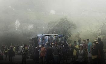 Τραγικό δυστύχημα με οπαδούς στον Ισημερινό