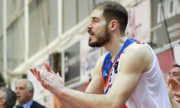 Σαρικόπουλος στον ΣΠΟΡ FM: «Ήταν προτεραιότητά μου το εξωτερικό»