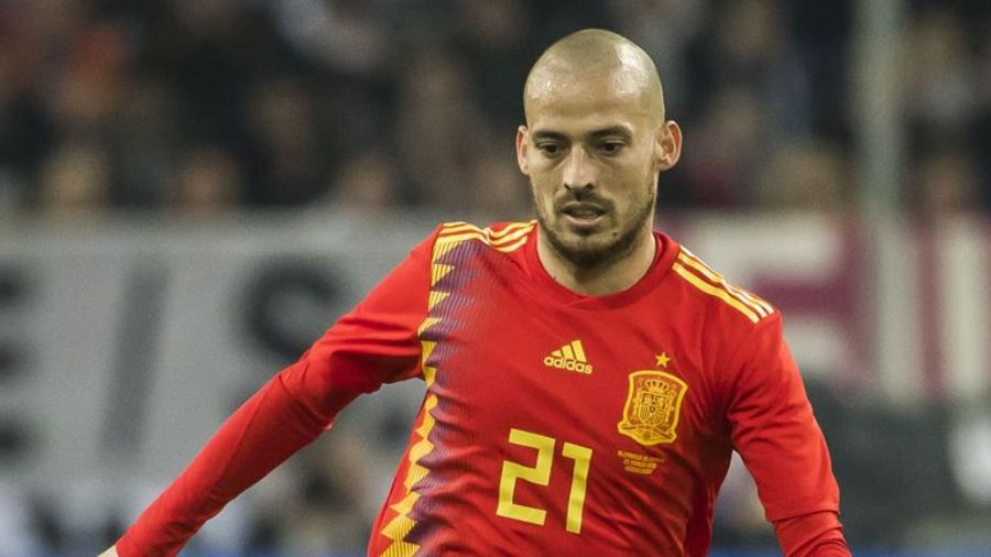 Τέλος από εθνική Ισπανίας και ο Νταβίντ Σίλβα!