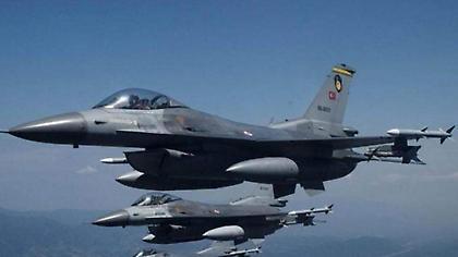 Σαράντα παραβιάσεις του ελληνικού εναέριου χώρου από τουρκικά μαχητικά