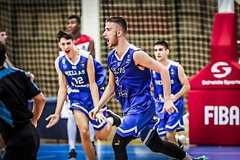 Νοκ άουτ για το υπόλοιπο Ευρωπαϊκό U16 ο Κωστόπουλος