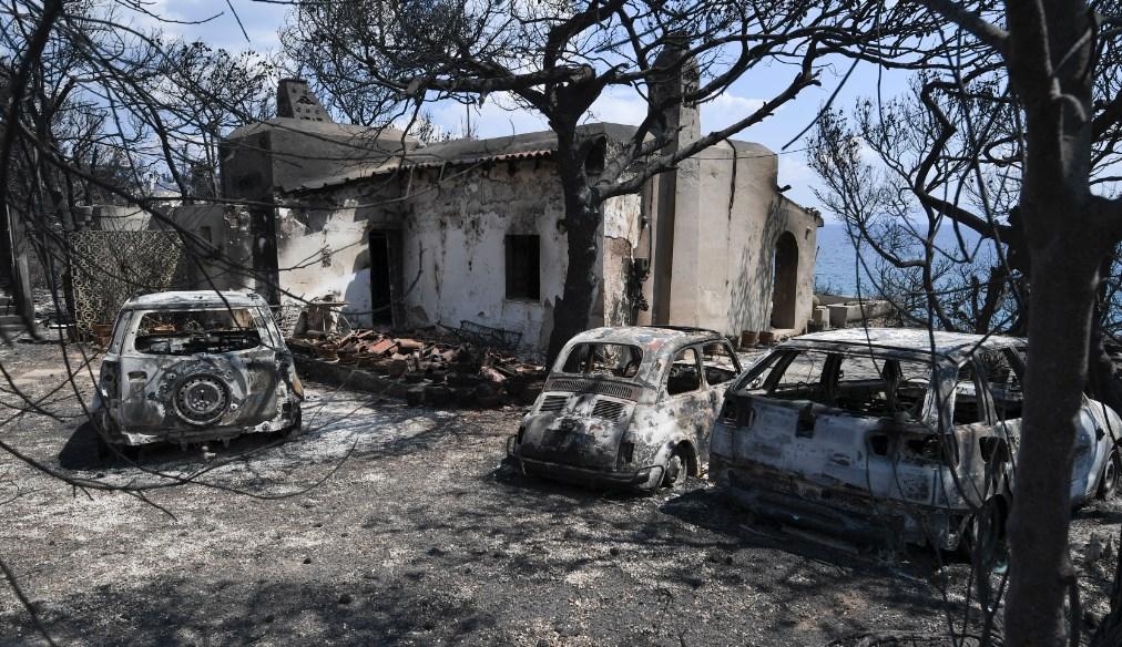Φωτιά: Έκτακτη οικονομική ενίσχυση σε συνταξιούχους που επλήγησαν από τις πυρκαγιές