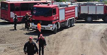 Κατασβέστηκε η πυρκαγιά στο Δήμο Ραφήνας - Πικερμίου