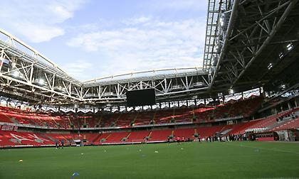 «Αστακός» το γήπεδο της Σπαρτάκ για τη ρεβάνς με ΠΑΟΚ!