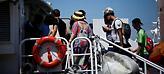 Φεύγουν και οι τελευταίοι από την Αθήνα - Η πληρότητα στα πλοία αγγίζει το 100%