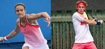 Ο Τσιτσιπάς και η Σάκκαρη στο Western & Southem Open, αποκλειστικά στην COSMOTE TV